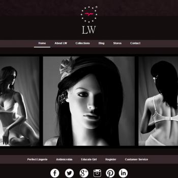 lwlingerie.com